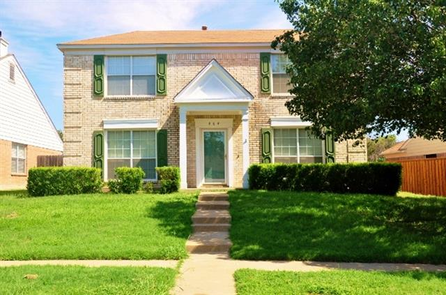 Rental Homes for Rent, ListingId:33778867, location: 864 Chaparral Drive Grand Prairie 75052
