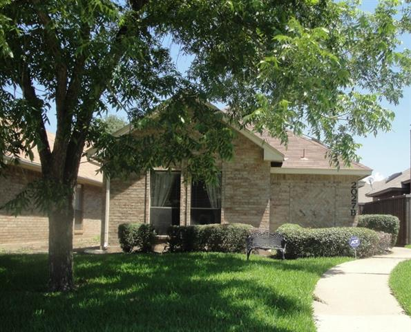 Rental Homes for Rent, ListingId:33968586, location: 2027 Falcon Ridge Drive Carrollton 75010