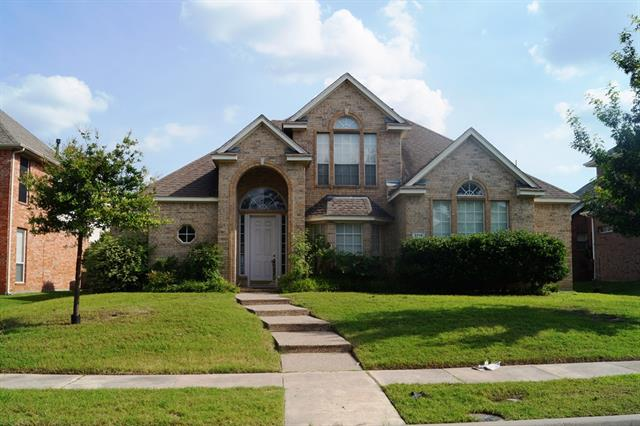 Rental Homes for Rent, ListingId:33778957, location: 3716 Nash Lane Plano 75025