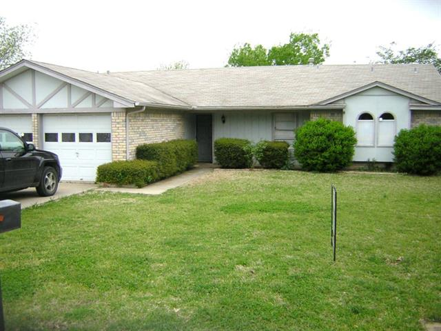 Rental Homes for Rent, ListingId:33820814, location: 1706 Wisteria Street Denton 76205