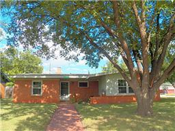 Rental Homes for Rent, ListingId:33787639, location: 1501 Mimosa Drive Abilene 79603