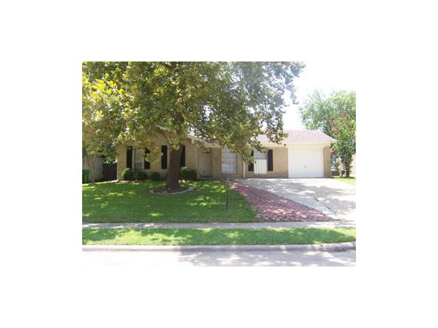 Rental Homes for Rent, ListingId:33788071, location: 1646 Morrison Drive Garland 75040