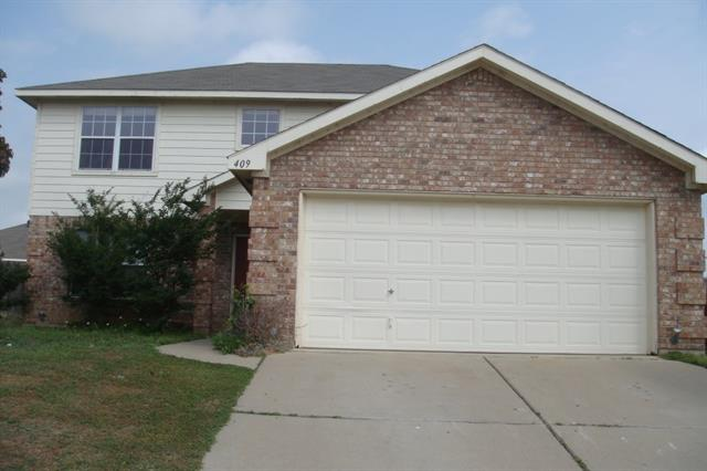 Rental Homes for Rent, ListingId:33798011, location: 409 Centennial Place Crowley 76036
