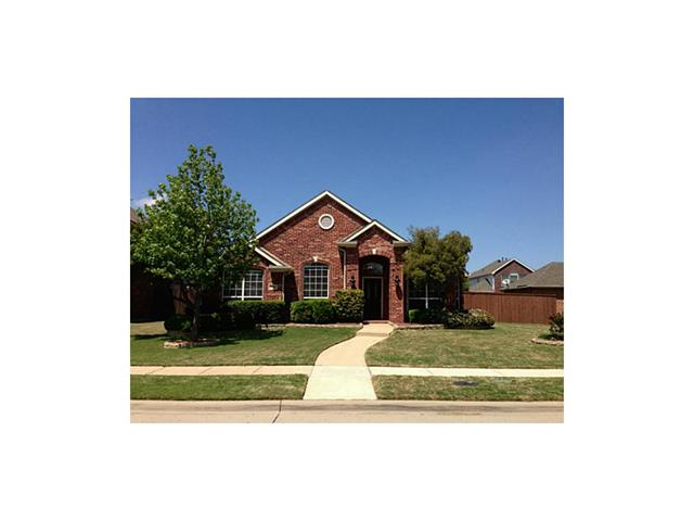 Rental Homes for Rent, ListingId:33820817, location: 2206 Coldwater Lane Frisco 75033