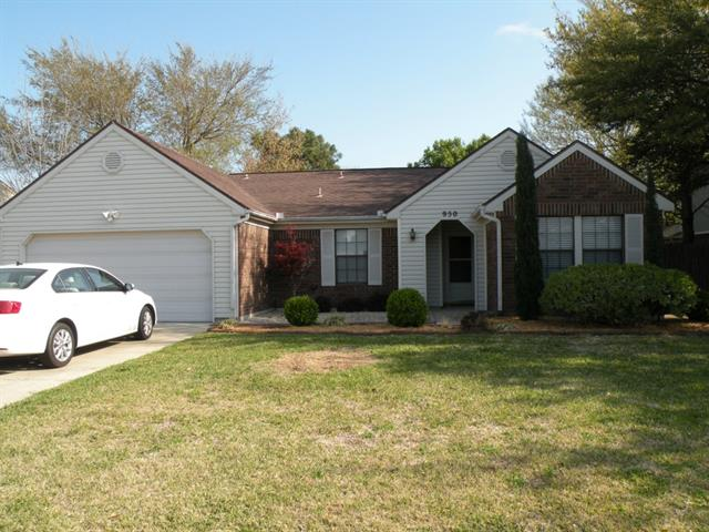 Rental Homes for Rent, ListingId:33830474, location: 950 S Riverside Drive Grapevine 76051