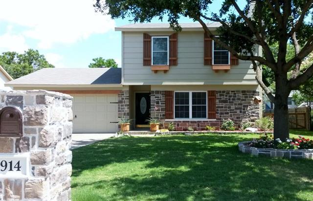 Rental Homes for Rent, ListingId:34075575, location: 914 Wren Ridge Drive Grapevine 76051