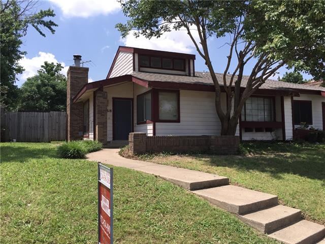 Rental Homes for Rent, ListingId:33829440, location: 318 W Corporate Drive Lewisville 75067