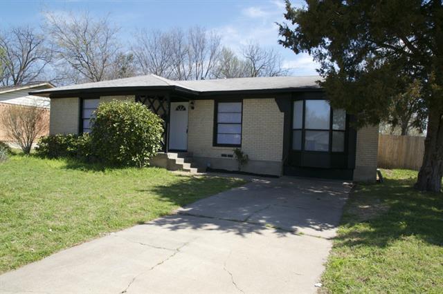 Rental Homes for Rent, ListingId:33842337, location: 1700 Highland Street Mesquite 75149