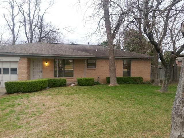 Rental Homes for Rent, ListingId:33863218, location: 824 Neal Road Desoto 75115