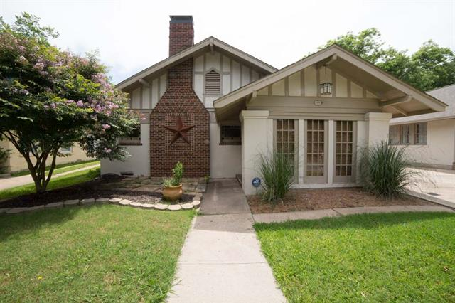 Rental Homes for Rent, ListingId:33899855, location: 2509 Willing Avenue Ft Worth 76110