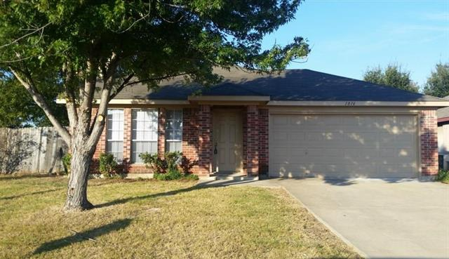 Rental Homes for Rent, ListingId:33966615, location: 1016 Miles Avenue Burleson 76028
