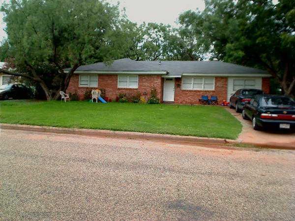 Rental Homes for Rent, ListingId:33883206, location: 1406 Mimosa Drive Abilene 79603