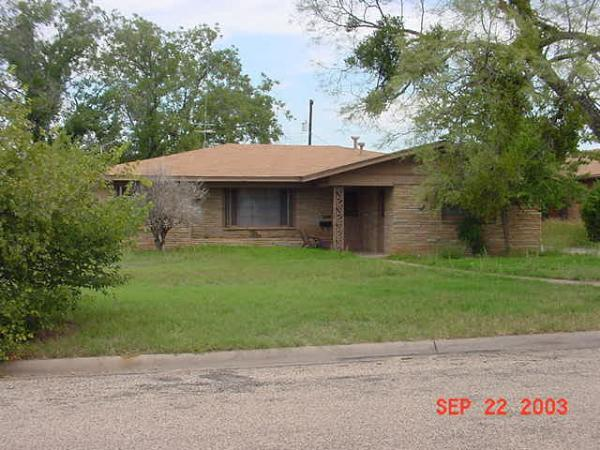 Rental Homes for Rent, ListingId:33969591, location: 542 E North 18th Street Abilene 79601