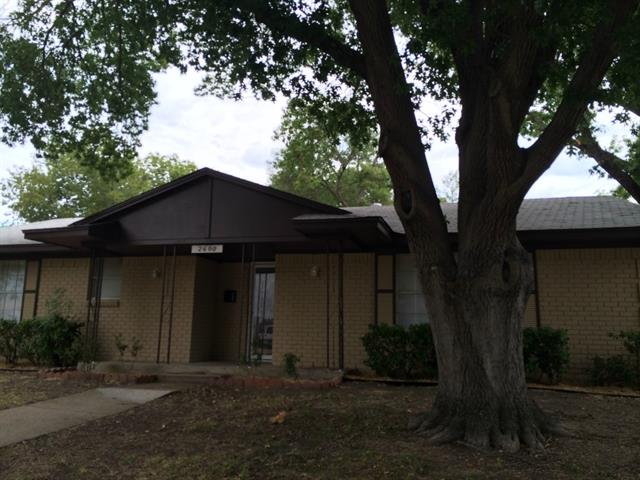 Rental Homes for Rent, ListingId:33883051, location: 2600 Westview Drive Mesquite 75150