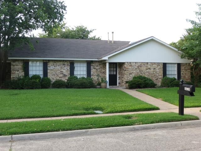 Rental Homes for Rent, ListingId:34010762, location: 6639 Hillbriar Drive Dallas 75248