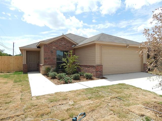 Rental Homes for Rent, ListingId:33882762, location: 4041 Saint Christian Ft Worth 76119