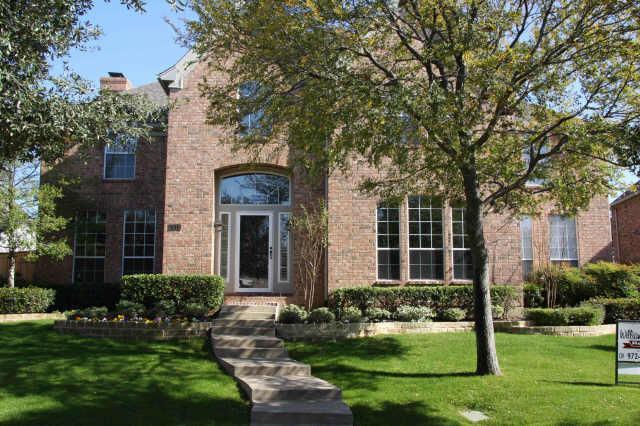 Rental Homes for Rent, ListingId:33899510, location: 7415 Native Oak Lane Irving 75063