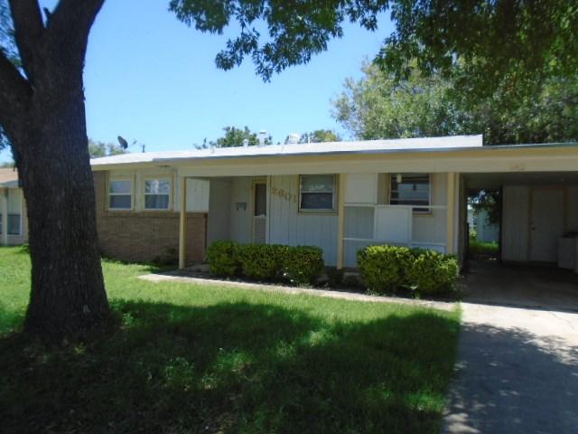 Rental Homes for Rent, ListingId:33912785, location: 2601 S 27th Street Abilene 79605