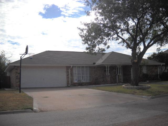 Rental Homes for Rent, ListingId:33899524, location: 7625 John Carroll Drive Abilene 79606