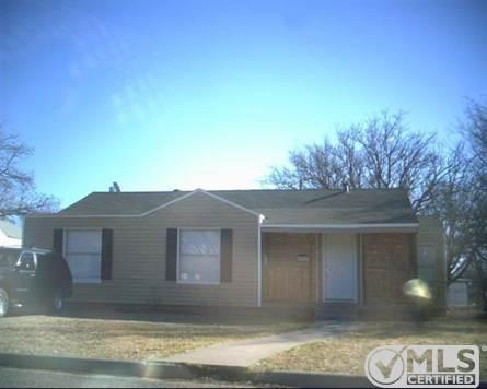 Rental Homes for Rent, ListingId:33899572, location: 1857 Mccracken Street Abilene 79602