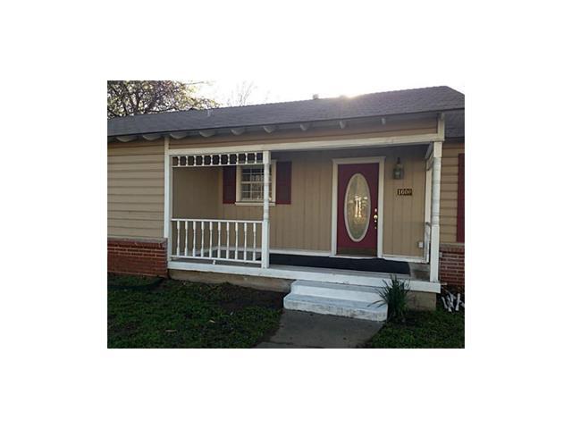 Rental Homes for Rent, ListingId:33912682, location: 1600 S Bowen Road Pantego 76013