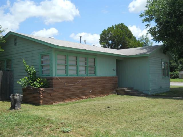 Rental Homes for Rent, ListingId:33912381, location: 1957 Barrow Street Abilene 79605