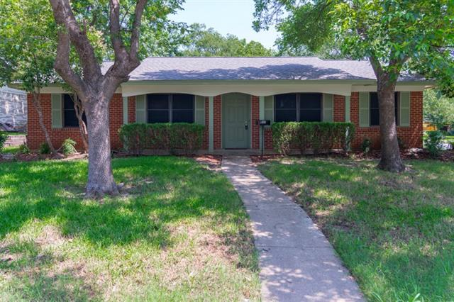 Rental Homes for Rent, ListingId:33923568, location: 4101 Astoria Street Irving 75062
