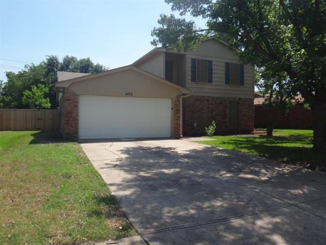 Rental Homes for Rent, ListingId:33923524, location: 3422 Tina Drive Grand Prairie 75052