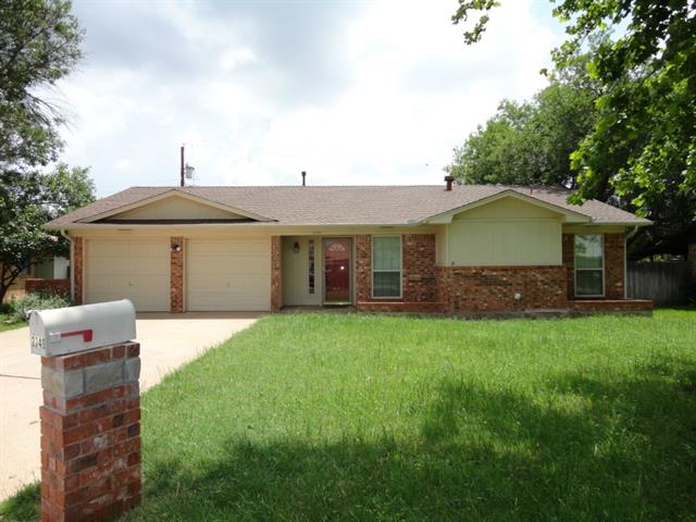 Rental Homes for Rent, ListingId:33924048, location: 2349 Kenny Circle Abilene 79606