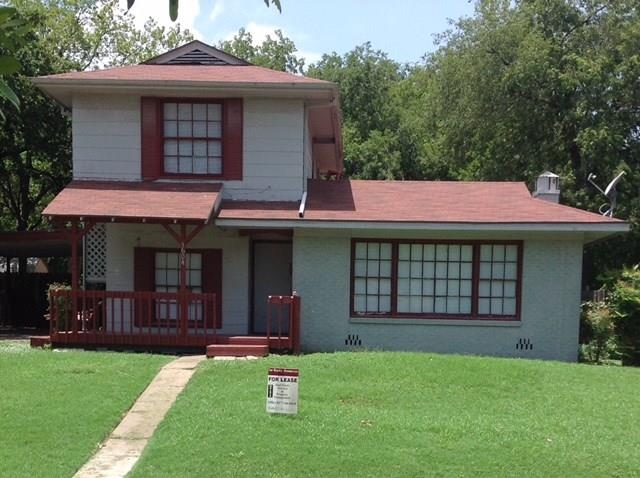 Rental Homes for Rent, ListingId:33943736, location: 3604 Kell Street Ft Worth 76109