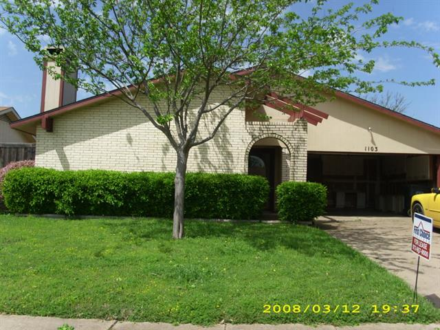 Rental Homes for Rent, ListingId:33943579, location: 1103 Candlewood Drive Allen 75002