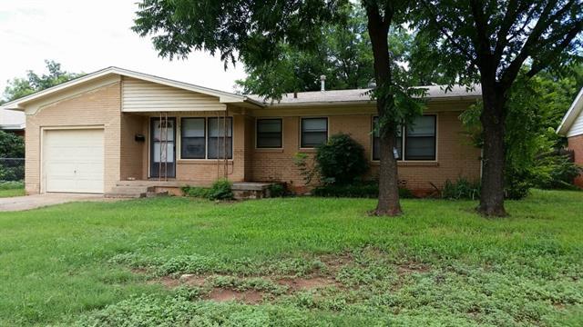 Rental Homes for Rent, ListingId:33943786, location: 1431 Glenhaven Drive Abilene 79603