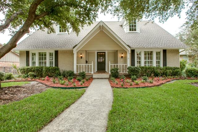 Rental Homes for Rent, ListingId:33968956, location: 9523 Fieldcrest Court Dallas 75238