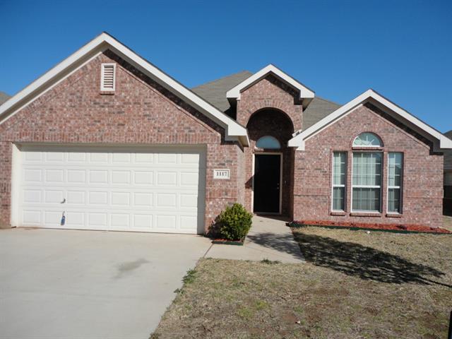 Rental Homes for Rent, ListingId:34082053, location: 1117 Manhassett Court Ft Worth 76140