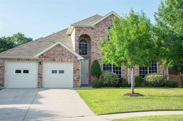 Rental Homes for Rent, ListingId:34140950, location: 2817 Valencia Lane Denton 76210