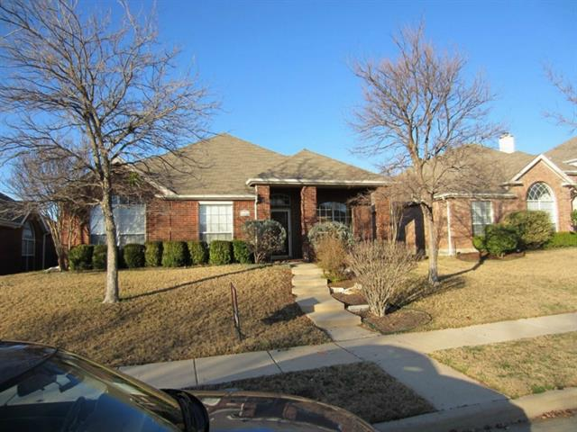 Rental Homes for Rent, ListingId:33982777, location: 11442 Blanchard Drive Frisco 75035