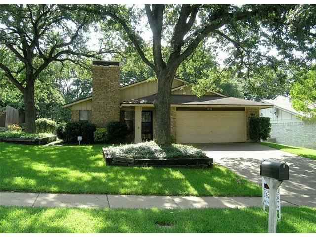 Rental Homes for Rent, ListingId:33982817, location: 4244 Rush Springs Drive Arlington 76016