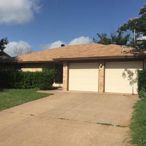 Rental Homes for Rent, ListingId:34010867, location: 2334 Corsicana Avenue Abilene 79606