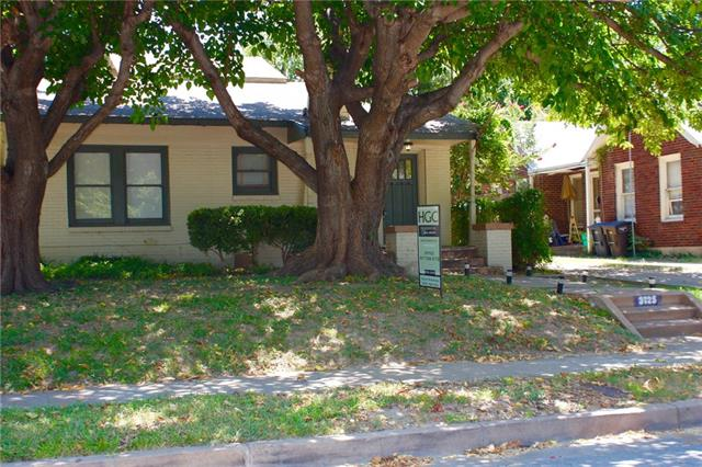 Rental Homes for Rent, ListingId:34000745, location: 3125 Odessa Avenue Ft Worth 76109