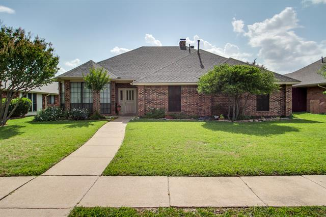 Rental Homes for Rent, ListingId:34021852, location: 2520 Willowdale Drive Carrollton 75006