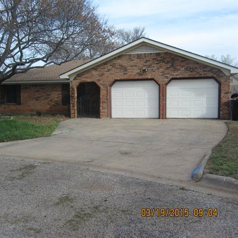 Rental Homes for Rent, ListingId:34082046, location: 3217 Falcon Drive Abilene 79606