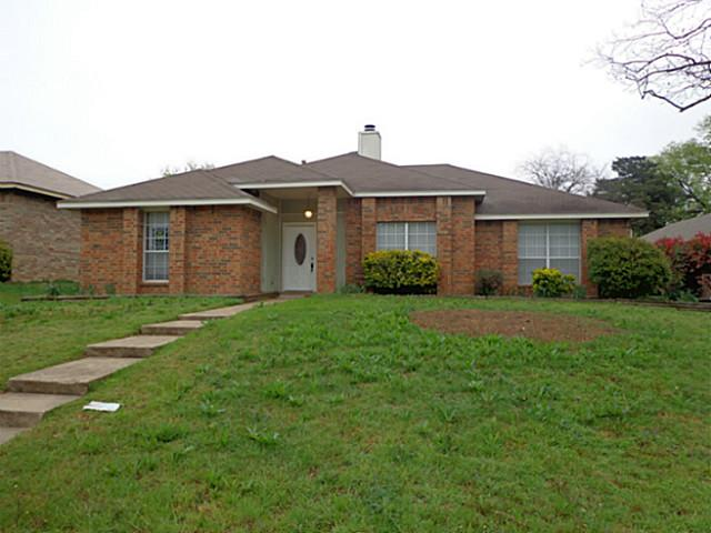 Rental Homes for Rent, ListingId:34161949, location: 1512 Straus Road Cedar Hill 75104