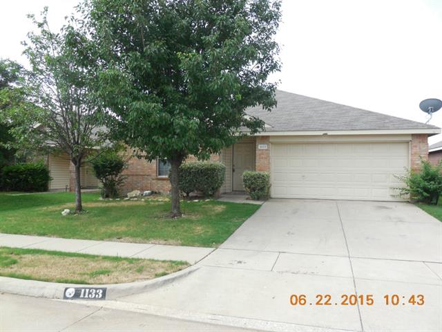 Rental Homes for Rent, ListingId:34028992, location: 1133 Cottonwood Drive Crowley 76036
