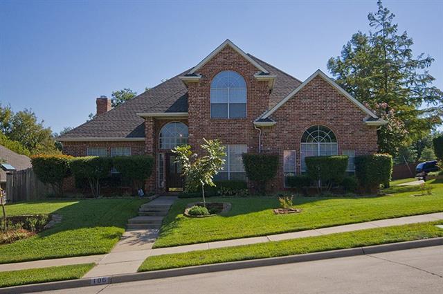 Rental Homes for Rent, ListingId:34094451, location: 106 Allencrest Lane Coppell 75019