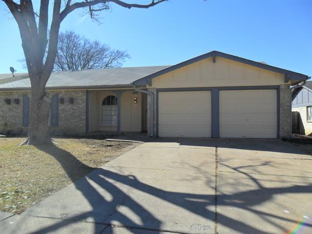 Rental Homes for Rent, ListingId:34028519, location: 410 Cavendish Drive Arlington 76014