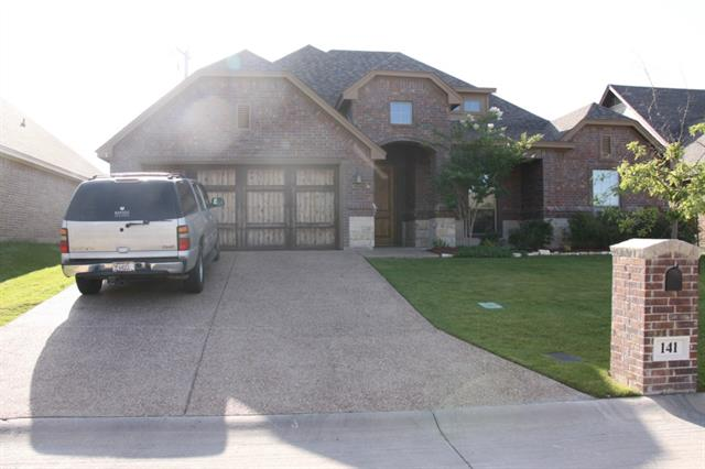 Rental Homes for Rent, ListingId:34048817, location: 141 Winged Foot Drive Willow Park 76008