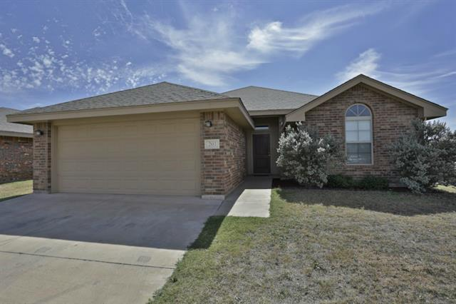 Rental Homes for Rent, ListingId:34021864, location: 201 Lollipop Trail Abilene 79602