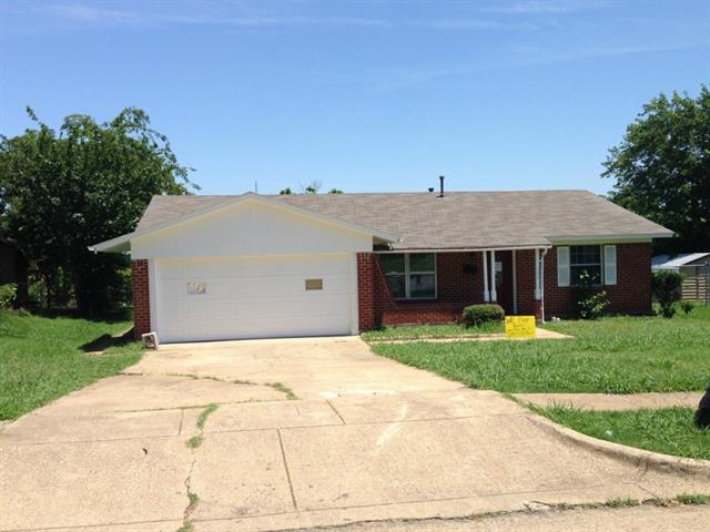 Rental Homes for Rent, ListingId:34028471, location: 409 Saffron Circle Mesquite 75149