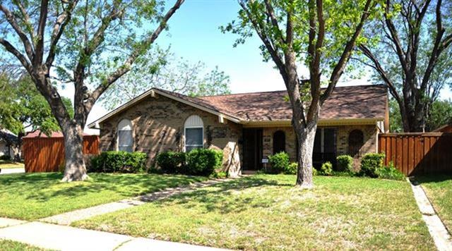 Rental Homes for Rent, ListingId:34028898, location: 1217 Janell Drive Irving 75062