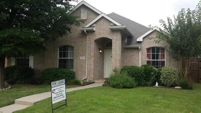 Rental Homes for Rent, ListingId:34083204, location: 1502 Hickory Bend Drive Allen 75002